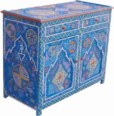 Morocco furniture for Ameublement suisse