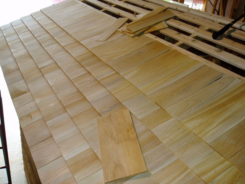 America White Cedar Decking And Clapboard