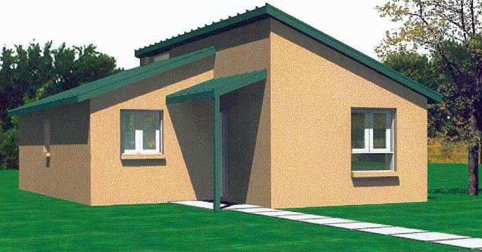 Usa pre engineered low cost houses for Pre engineered houses