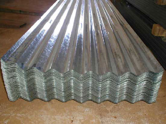 India Corrugated Steel Roof Sheets