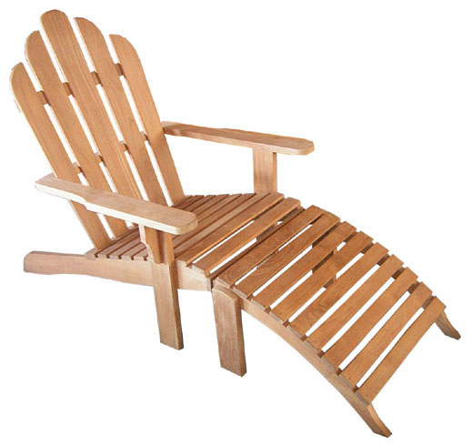Indonesia Wooden Garden Relax Chairs