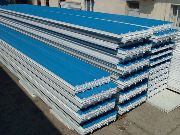 2 Insulation Panels : China roofing steel sheets