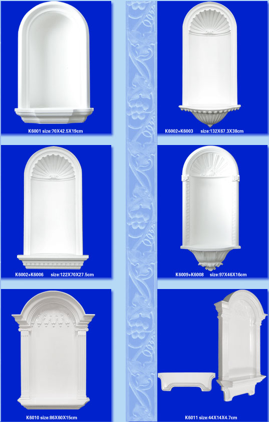 Polyurethane Moldings Wall Accessories