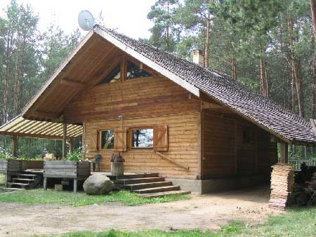 lithuania wooden houses for export