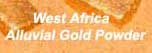 West Africa Gold powder buyer and seller