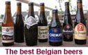The highest quality Begian beers for export
