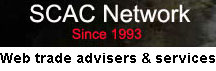 SCAC Network Web trade advisers