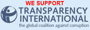 Export-Forum supports Transparency International