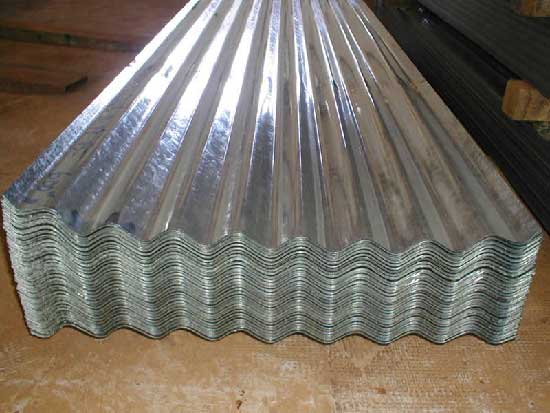 Roofing Hot Dip Corrugated Galvanized Iron Sheets