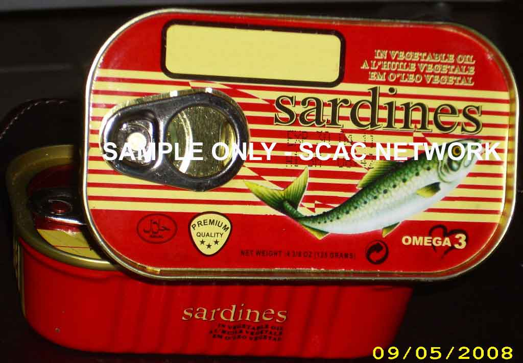 malaysia oem canned sardines for sale